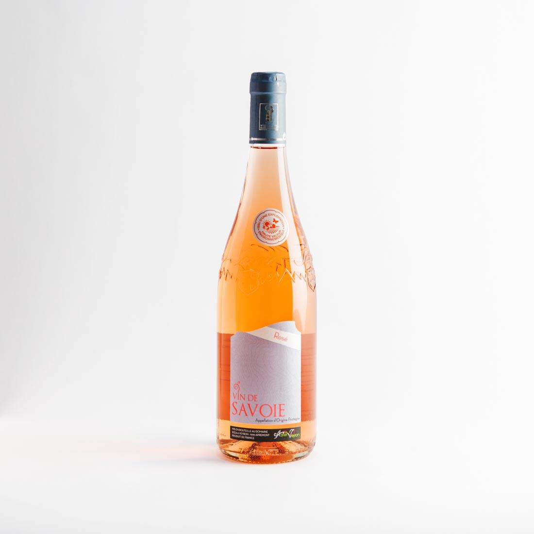 vins de savoie rose adrien veyron et fils